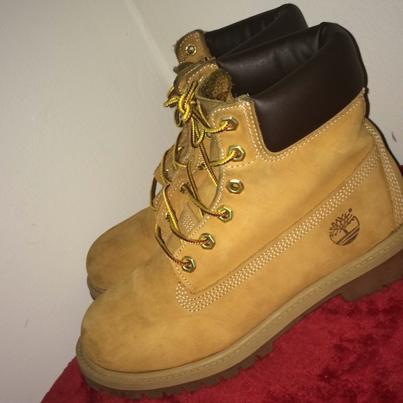 Timberland Other - Wheat timberlands size 5.5